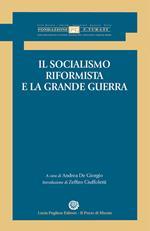 Il socialismo riformista e la grande guerra