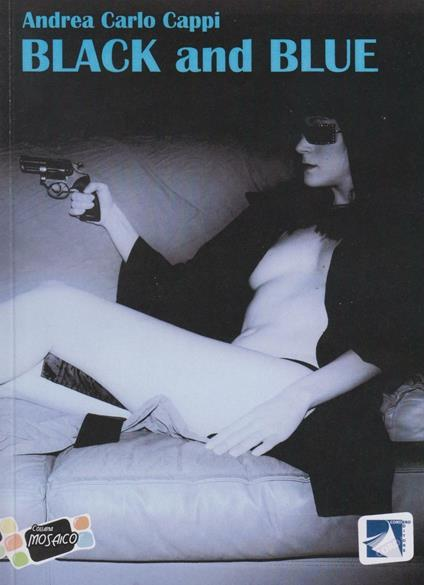 Black and blue - Andrea Carlo Cappi - copertina