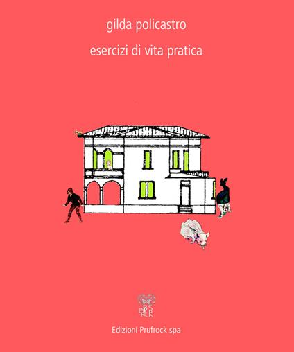 Esercizi di vita pratica - Gilda Policastro - copertina