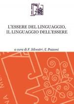 L' essere del linguaggio, il linguaggio dell'essere