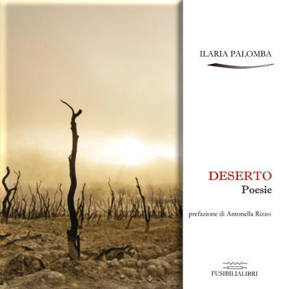 Deserto - Ilaria Palomba - copertina