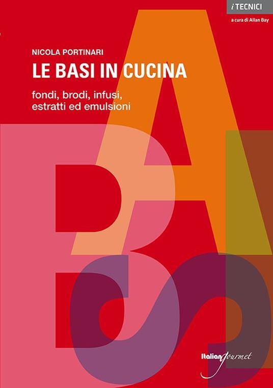Le basi in cucina - Nicola Portinari - copertina