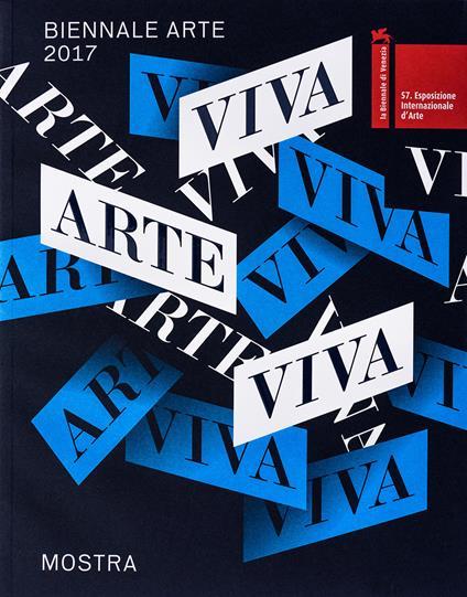 La Biennale di Venezia. 57ª Esposizione internazionale d'arte. Viva arte viva - copertina