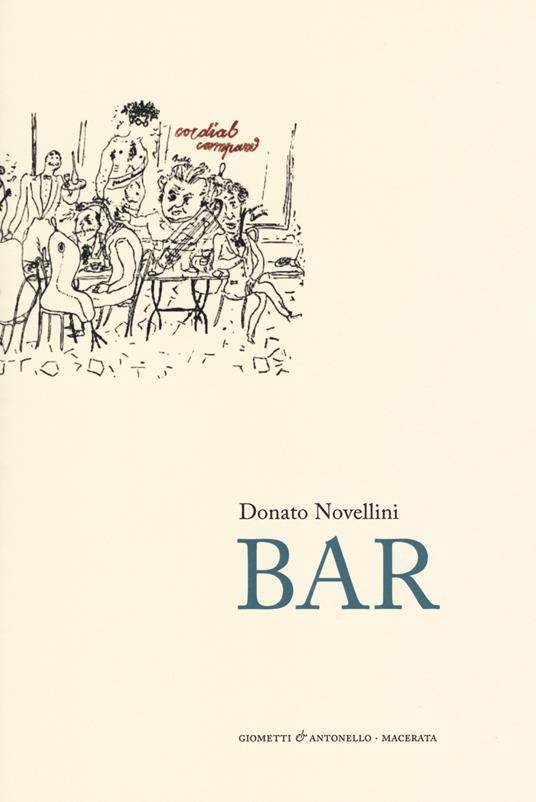 Bar - Donato Novellini - copertina