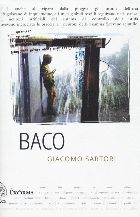 Baco - Giacomo Sartori - copertina