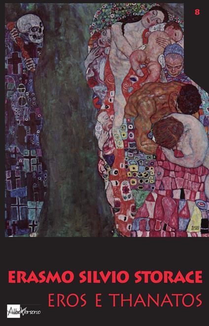 Eros e Thanatos - Erasmo Silvio Storace - copertina