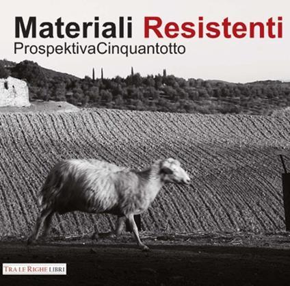 Prospektiva. Vol. 58: Materiali resistenti. - copertina