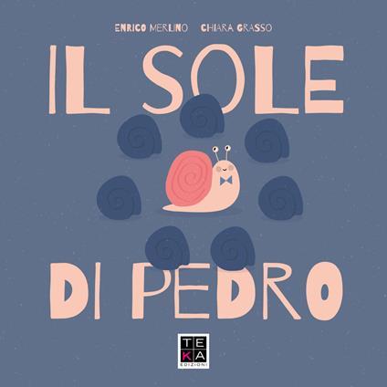 Il sole di Pedro - Enrico Merlino - copertina