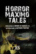 Horror maximo tales. Vol. 1