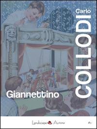 Giannettino - Carlo Collodi - copertina