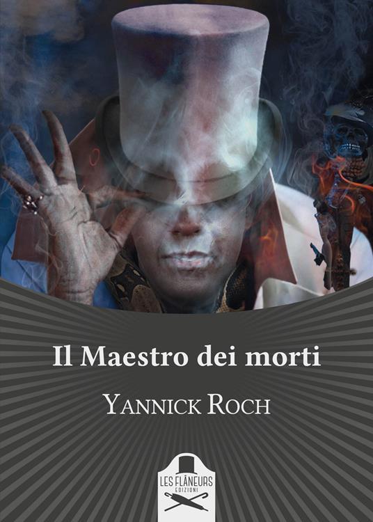 Il maestro dei morti - Yannick Roch - copertina