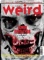 Weird movies. La rivista del cinema fantastico internazionale. Vol. 7