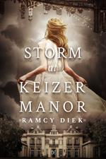 Storm at Keizer Manor. Ediz. italiana