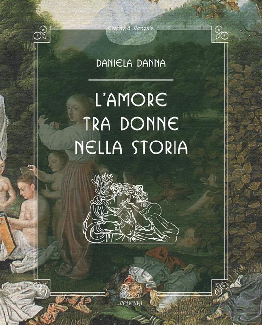 L' amore tra donne nella storia - Daniela Danna - copertina