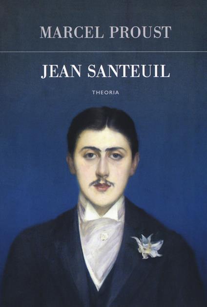 Jean Santeuil - Marcel Proust - copertina