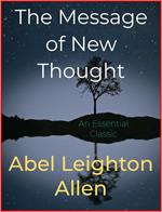 The Message of New Thought