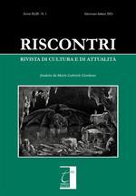 Riscontri. Rivista di cultura e di attualità (2021). Vol. 1