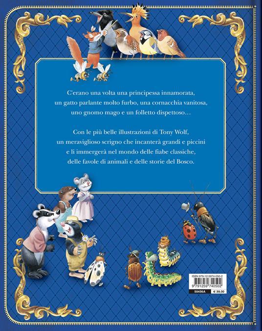 Il grande libro delle fiabe e delle storie. Ediz. a colori - 2