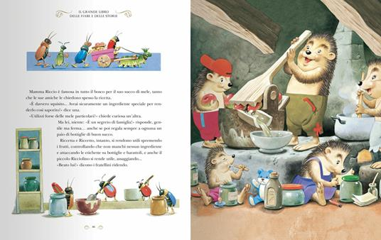 Il grande libro delle fiabe e delle storie. Ediz. a colori - 5