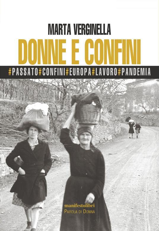 Donne e confini - Marta Verginella - copertina