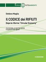 Il codice dei rifiuti. Dopo le riforme Circular Economy