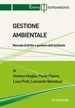 Gestione ambientale. Manuale operativo