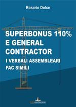 Superbonus 110% e general contractor. I verbali assembleari fac simili