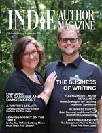 Indie Author Magazine: Featuring Dr. Danielle and Dakota Krout The Business of Self-Publishing, Growing Your Author Business Through Outsourcing, and Step-by-Step Planning to be a Full-Time Writer.