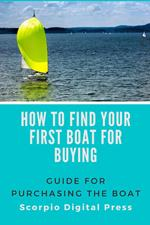 How to Find Your First Boat for Buying Guide for Purchasing the Boat