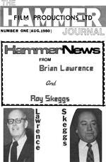 Little Shoppe of Horrors #5 (aka The Hammer Journal #1)