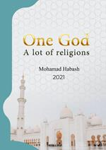 One God a lot of Religion