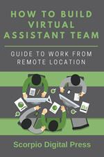 How to Build Virtual Assistant Team: Guide to Work from Remote Location