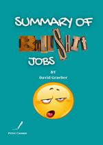 Summary of Bullshit Jobs by David Graeber