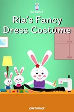 Ria's Fancy Dress Costume