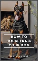 How To Housetrain Your Dog