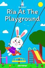 Ria At The Playground