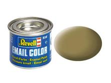 Vernice A Smalto Revell Email Color Olive Brown Mat