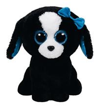 Peluche Ty Beanie Boo'S Medium Tracey Il Cane