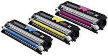 Konica Minolta Toner Value Kit 2500pagine Ciano, Giallo