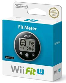 Nintendo Wii U Fit Meter Black