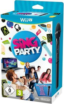 Sing Party (include microfono)