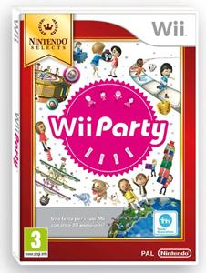 Wii Party Solus Selects - 2