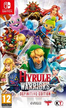 Hyrule Warriors: Definitive Edition - Switch
