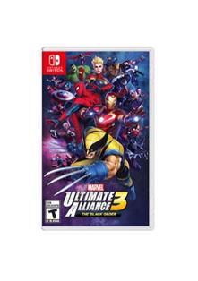 Nintendo Marvel Ultimate Alliance 3: The Black Order, Switch videogioco Nintendo Switch Basic