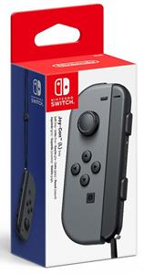 Joy-Con sinistro Nintendo Switch. Grigio