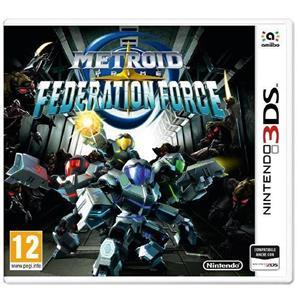 Metroid Prime: Federation Force - 3DS - 3