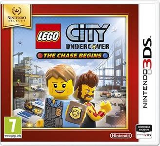 LEGO City Undercover: The Chase Begins - Nintendo Selects - 4