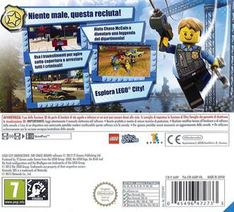 LEGO City Undercover: The Chase Begins - Nintendo Selects - 6