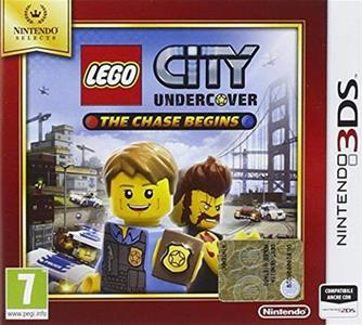 LEGO City Undercover: The Chase Begins - Nintendo Selects - 3