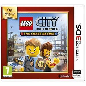 LEGO City Undercover: The Chase Begins - Nintendo Selects - 5